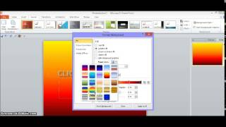How to make designs in Powerpoint