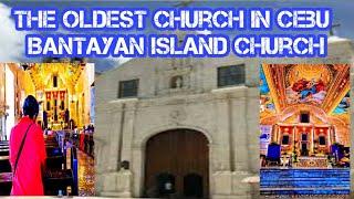 Bantayan island St.peter & Paul parish church   (kisame dibuho)attraction.