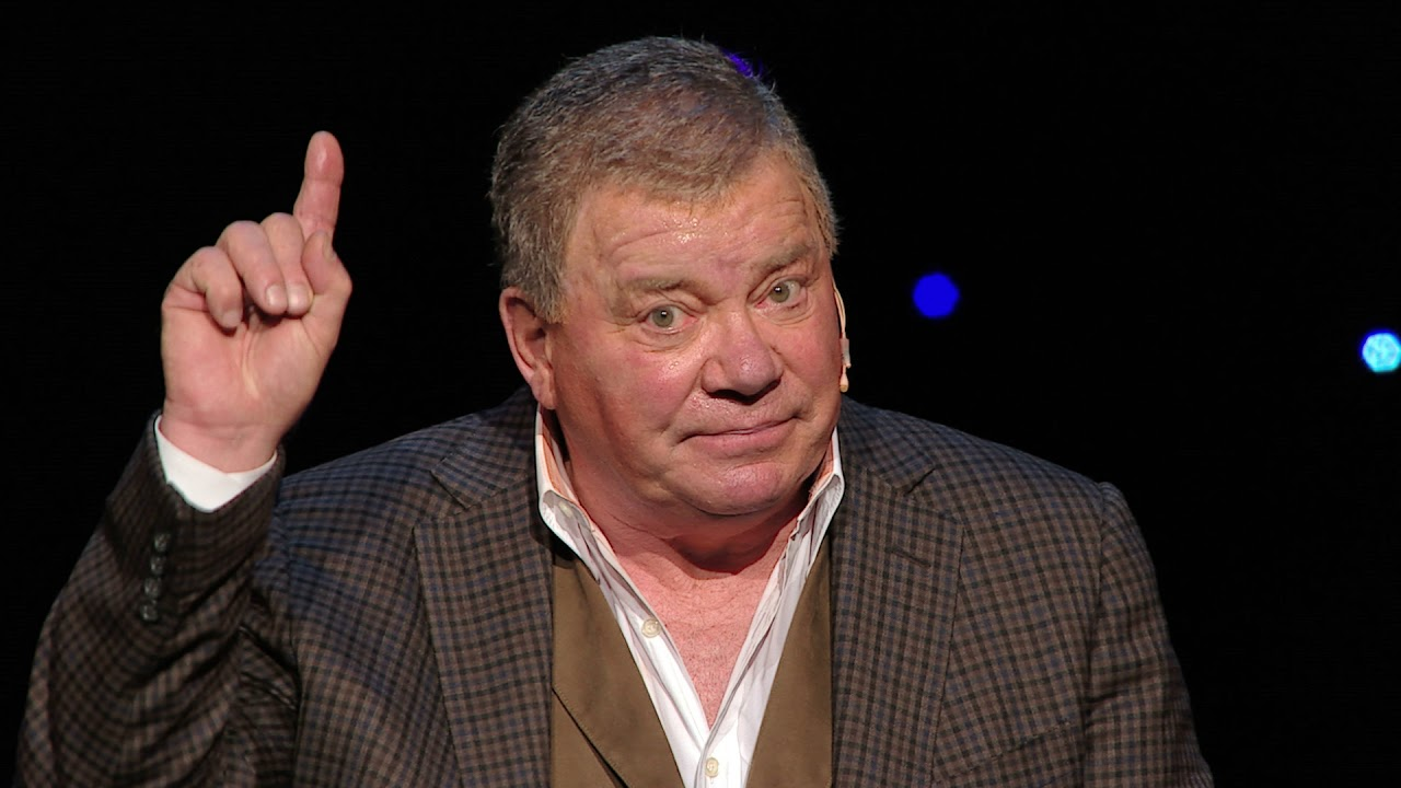 William Shatner Live - 'Shatner's World Tour' - TVC