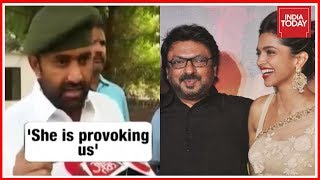 5ive Live : Thakur Leader Announces Rs 5 Cr Bounty For Deepika And Bhansali's Head