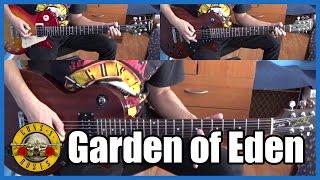Guns N' Roses Garden Of Eden Full Cover | With Lyrics (sub Español)