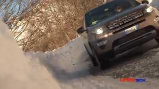 Land Rover Discovery Sport, la prova di MotorBox
