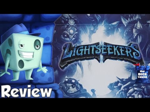 Lightseekers Review - with Tom Vasel