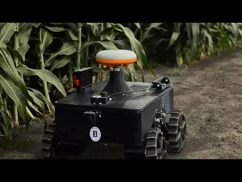 Ag Robot Speeds Data Collection