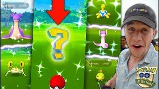 IT TOOK OVER 1 YEAR TO FIND THIS SHINY POKÉMON… Sentosa Safari Zone Event! (Pokémon GO)