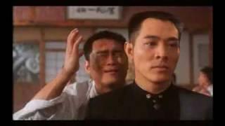 Fist of Legend - Chen Zhen beating japanese dojo