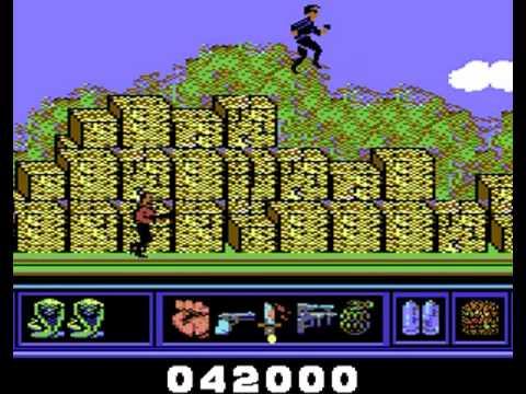 Cobra (c64) longplay