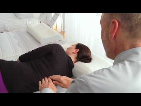 Behandlung von Osteoarthritis des Knies clay