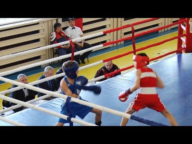 Первенство региона по боксу принял Ангарск