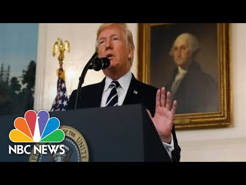 Special Report: Trump Makes Statement On Syria   NBC News