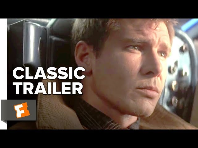 Blade Runner (1982) Official Trailer - Ridley Scott, Harrison Ford Movie