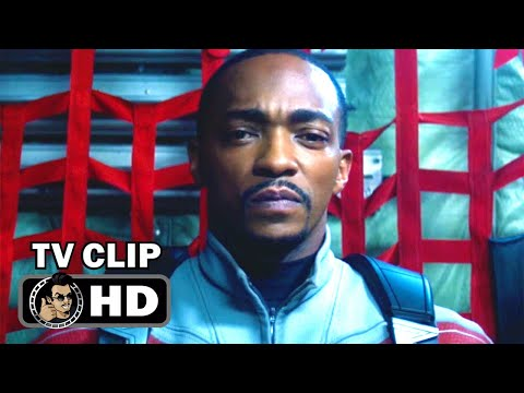THE FALCON AND THE WINTER SOLDIER Official Clip