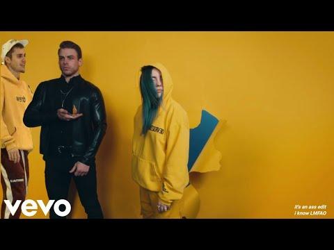 Billie Eilish ft. Justin Bieber - bad guy