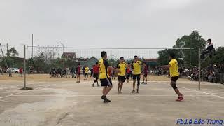 Fc Lê Bảo Trung vs Fc K52 Từ Sơn   Giải 4 vs 4 VRC mở rộng 2019 cúp Yên Hậu