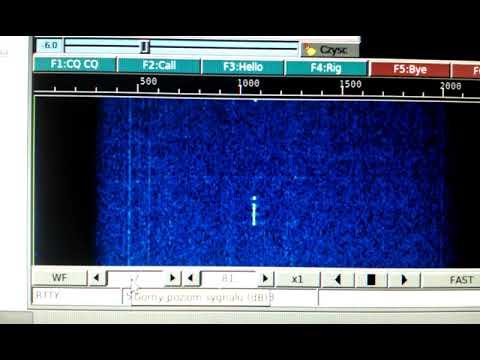 Odbiór sygnałów z dalekich radiolatarni lotniczych