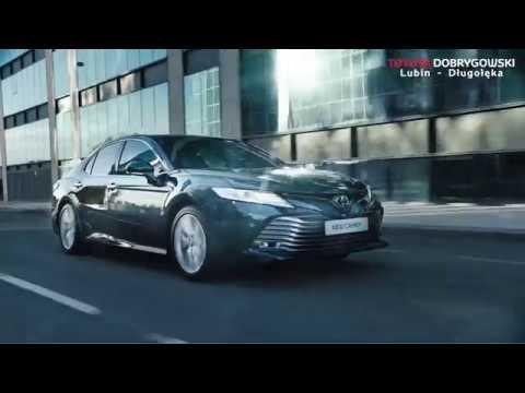 Toyota Camry Hybrid Седан класса D - рекламное видео 2