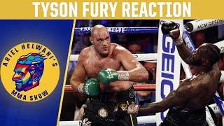 What's next after Tyson Fury beats Deontay Wilder? | Ariel Helwani's MMA Show