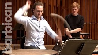 Timpani Masterclass with Tom Greenleaves