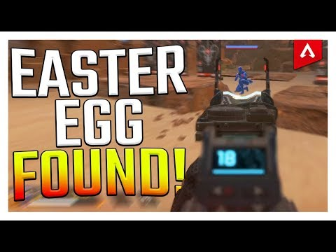 Apex Legends Firing Range Easter Egg Found!