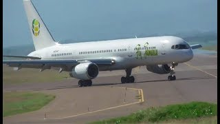 Tribute to Fly Jamaica B757-200 Film @ Norman Manley Int'l Airport | KIN