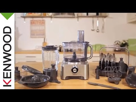 Kenwood Multipro Sense Kompakt-Küchenmaschine | Produkt Video
