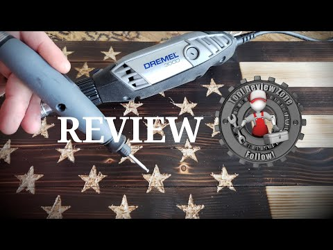 Dremel 3000 Rotary Tool REVIEW! (3000-1/25H) With flex shaft   #dremel #toolreview #dremel3000