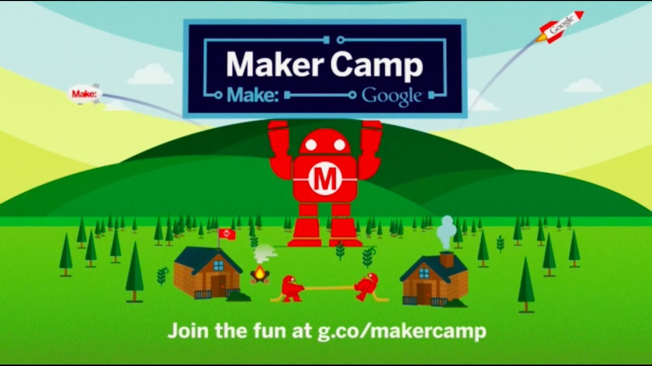 Maker Camp Is Back!