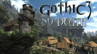 Gothic 3 (без смертей) Воин-Паладин #3  Танцы с дуалами