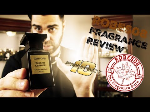 Tuscan Leather by Tom Ford Fragrance Review (2007)
