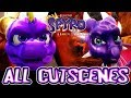 The Legend Of Spyro: Dawn Of The Dragon All Cutscenes F