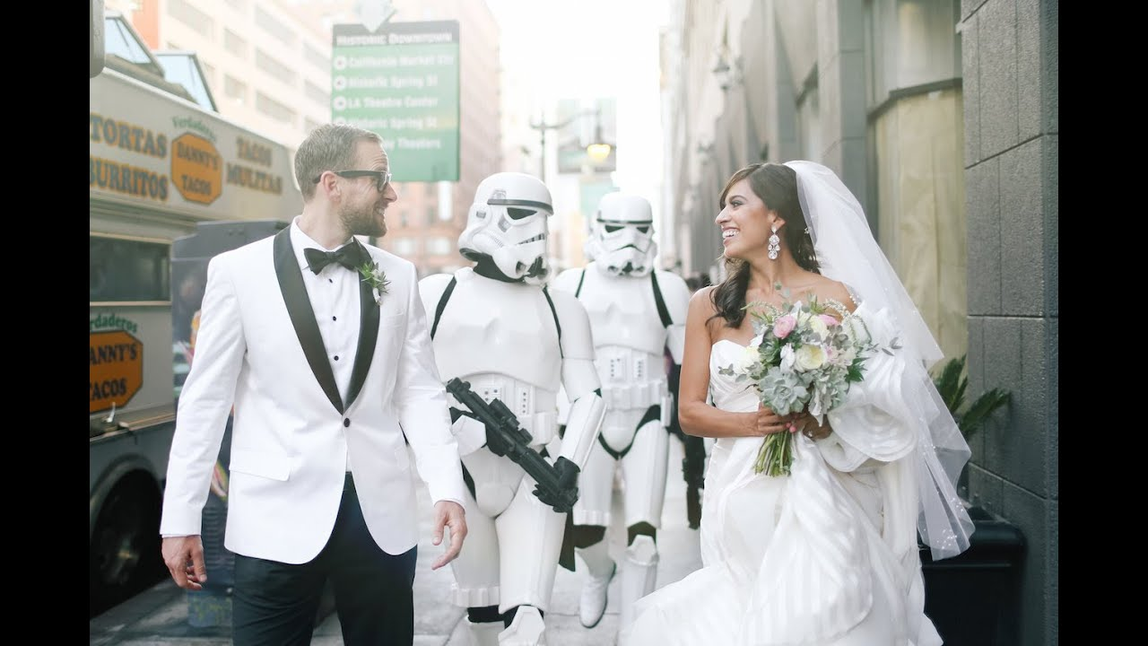 My Star Wars-Inspired Wedding!