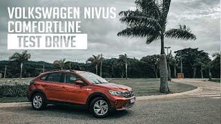 Volkswagen Nivus Comfortline - Test Drive
