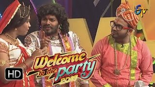 Sudigaali Sudheer Performance | ETV New Year Special Event 2017 | Welcome To The Party | 31st Dec'16