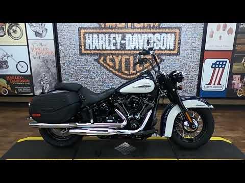 2019 Harley-Davidson Heritage Softail Classic
