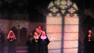 Sound Of Music Nuns opening