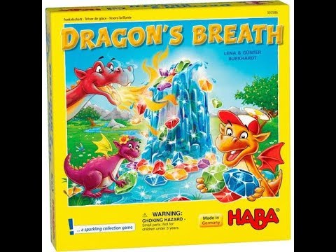 Bower's Game Corner: Dragon's Breath Review