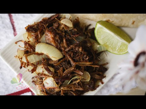 কোরবানীর ঝুরা মাংস | Pulled Goat/Beef Recipe | Korbanir Jhura Mangsho