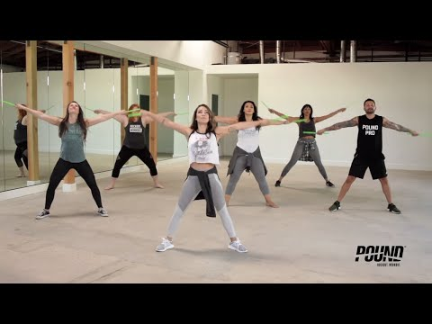 5-Minute POUND® Quickie: Arm Toning Workout   POUND Rockout ...