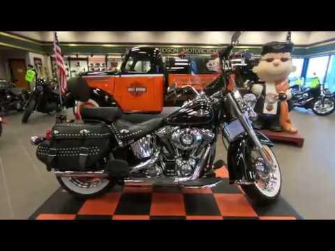 2012 Harley-Davidson Heritage Softail Classic FLSTC