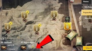 How to Complete Level 9 in Pubg Mobile Lite | Complete Level 9 in Pubg Lite