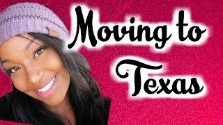 The move to Houston Texas