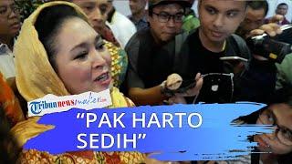 Sebut Ekonomi Indonesia Memprihatinkan, Titiek Soeharto: Bapak Sedih Lihat Utang yang Menumpuk