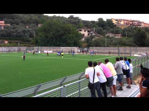 Preview video RETE DEL MOMENTANEO VANTAGGIOP(1-2)PER LA CALPAZIO CONTRO L´EBOLI MARE.