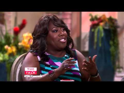 The Talk   Sheryl Underwood Unleashes 'Queens of Comedy' Secret