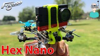 Flywoo Firefly Hex Nano - Review & Flight Footage