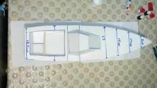 Все для радиоуправляемые модели лодок своими руками