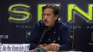 Sotto says BOL can be repealed if it becomes ineffective