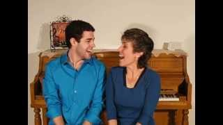Happy Days Are Here Again/Get Happy Mother/Son Duet Barbra Striesand & Judy Garland