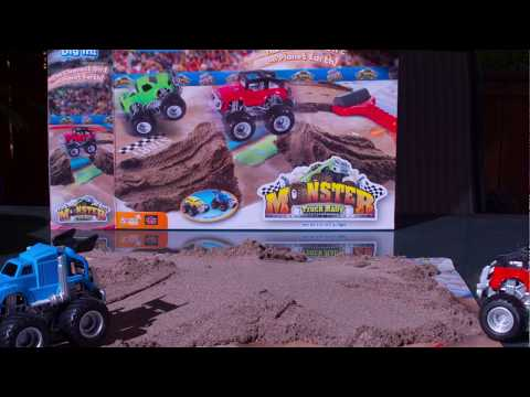 Youtube Video for Monster Truck Rally - Dirt Included!