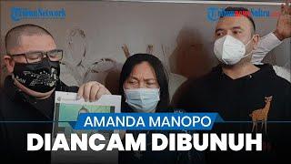 Amanda Manopo setelah Dapat Ancaman Pembunuhan, Felicia Angelica Manopo Jelaskan Kondisi sang Adik